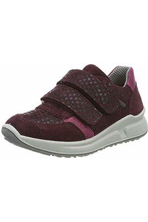 Superfit Girls' Merida Low-Top Sneakers, ((Rot/Rosa 50)
