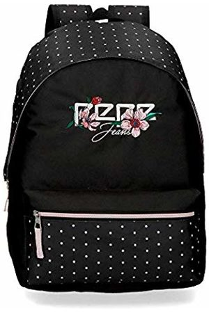 Pepe Jeans Armade School Backpack 42 Centimeters 22.79 (Negro)