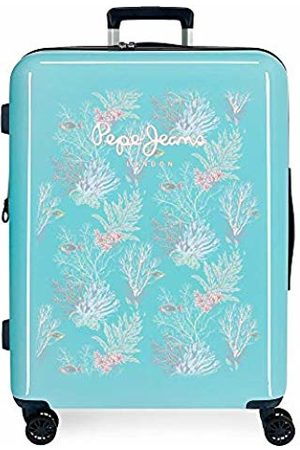 Pepe Jeans Taking Off Suitcase 70 Centimeters 81 (Verde)