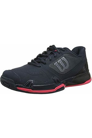 Wilson Women's Tennis Shoes, RUSH PRO 2.5 2019 W, Dark / / , Size: 4.5, Synthetic, for All Surfaces, for All Types of Player