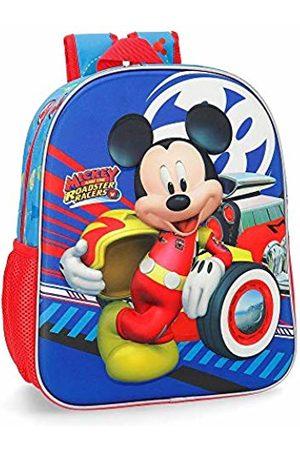 Disney World Mickey Children's Backpack 33 Centimeters 9.8000000000000007 (Multicolor)