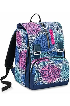 Seven for all Mankind Zaino Sdopp.Big Pinkshade Children's Backpack 41 Centimeters 28 ( Navy)