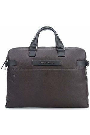 Piquadro Schoolbag (Brown) - CA3339W80/TM