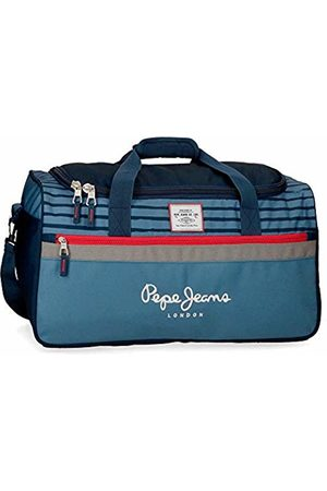 Pepe Jeans Yarrow Travel Duffle 52 Centimeters 43.73 (Azul)