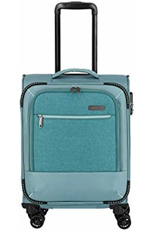 """Elite Models' Fashion Reisegepäck-Serie """"Arona"""" von : attraktive Trolleys und Bordtaschen in 3 Farben Hand Luggage 55 Centimeters 33 Turquoise (Aqua)"""