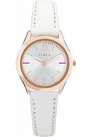 Furla Women's Analogue Quartz Watch with Leather Strap R4251101505