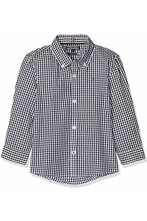Tommy Hilfiger Boys Gingham Shirt L/s Blouse