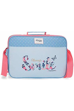 MOVOM Always Smile School Backpack 38 Centimeters 6.38 (Azul)