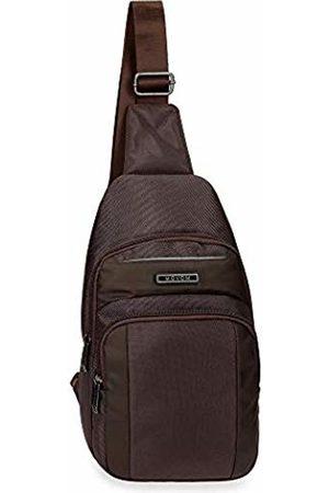 MOVOM Clark Messenger Bag 34 centimeters 5.57 (Marrón)