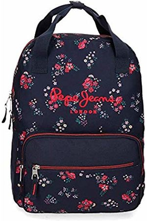 Pepe Jeans Daniela School Backpack 40 Centimeters 15.6 (Multicolor)