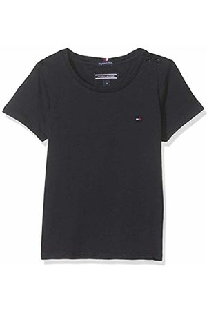 Tommy Hilfiger Girls Basic Cn Knit S/s T-Shirt