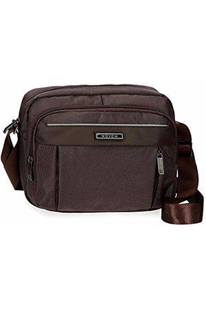 MOVOM Clark Messenger Bag 27 centimeters 5.81 (Marrón)