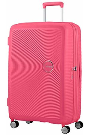American Tourister Soundbox - Spinner Large Expandable Suitcase, 77 cm