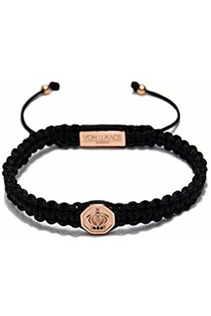 Von Lukacs Men Onyx Rope Bracelet MONRGB