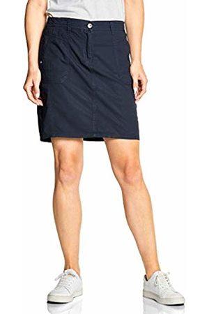 Cecil Women's 360427 Skirt, (deep 10128)