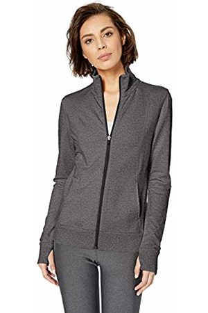 Amazon Studio Terry Long-Sleeve Full-Zip Jacket Shirt