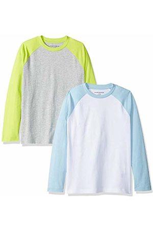 Amazon 2-Pack Long-Sleeve Raglan Shirt /