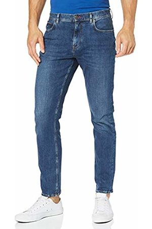 Tommy Hilfiger Men's Tapered Fit Str Aynor Straight Jeans