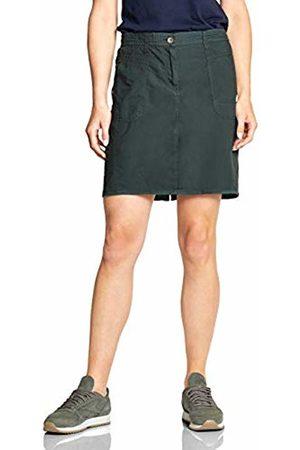 Cecil Women's 360427 Skirt, (Slate 11687)