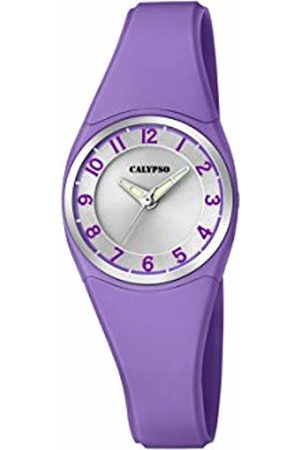Calypso Unisex-Adult Analogue Classic Quartz Watch with Plastic Strap K5726/4