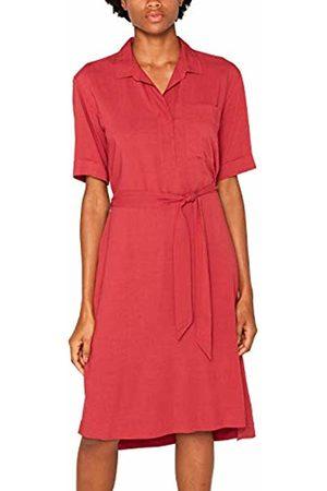 Esprit Women's 079ee1e011 Dress, (Dark 610)