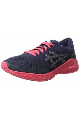 Asics Unisex Kids Roadhawk Ff Gs C743n-5093 Training Shoes, (Navy)