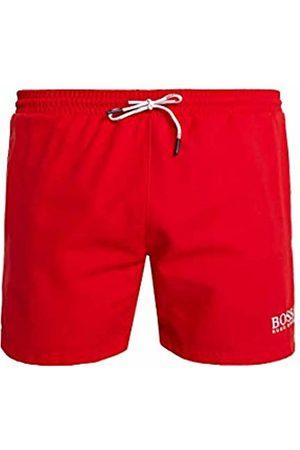 HUGO BOSS Men's Dogfish Swim Trunks, Bright 621