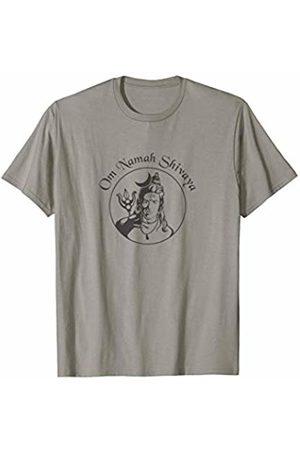 Kundalini Yoga Novelties Kundalini Yoga Mantras - Om Namah Shivaya Shiva Silhouette T-Shirt