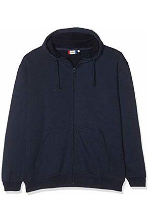 CLIQUE Men's Basic Full Zip Hoody, (Dark Navy)