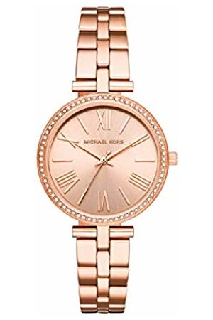 Michael Kors Womens Analogue Quartz Watch with Stainless Steel Strap MK3904