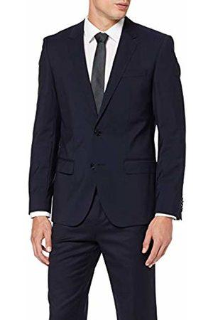 HUGO BOSS Men's Henry181s Suit Jacket, Dark 401
