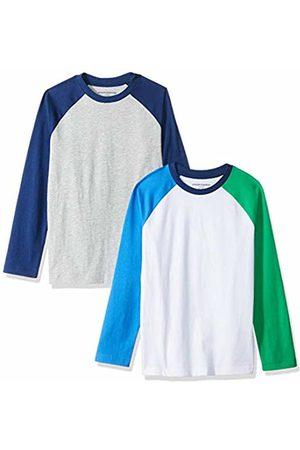 Amazon 2-Pack Long-Sleeve Raglan Shirt /Colorblock