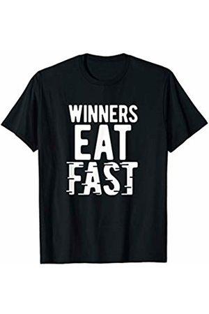 Gman merch fast food Winners eat fast gym T-Shirt