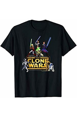 STAR WARS The Clone Wars Jedi Warriors T-Shirt