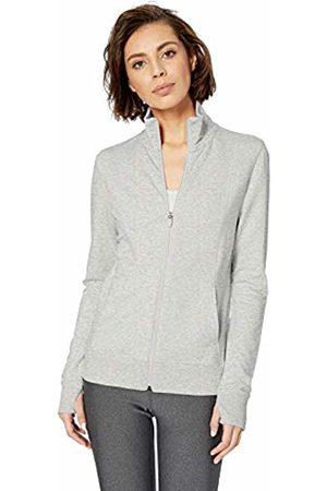 Amazon Studio Terry Long-Sleeve Full-Zip Jacket Shirt