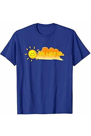 Big J Designs Tshirts Have A Great Day Tshirt Motivational gift idea Yoga exercise T-Shirt