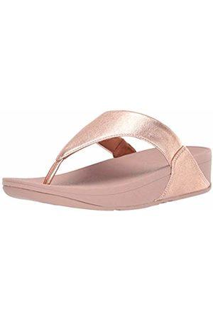 FitFlop Women's Lulu Leather Toepost Open Toe Sandals