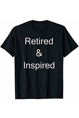 Buy Cool Shirts Retired and Inspired T-Shirt
