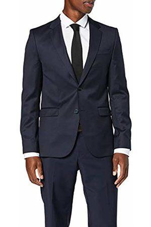 HUGO BOSS Men's Aldons Suit Jacket, (Dark 401)