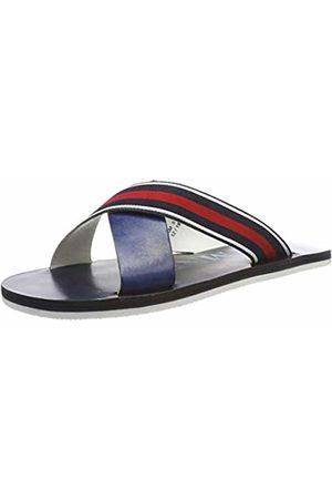 Melvin & Hamilton Men's Sam 5 Gladiator Sandals, Vegas-Marine-Strap- , , (195nr)-Modica Eva-Navy-Lining