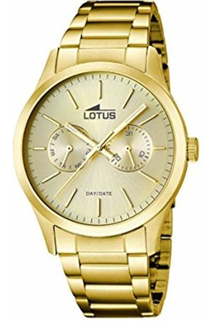 Lotus Men's Analogue Quartz Watch with Stainless Steel Strap 15955/2