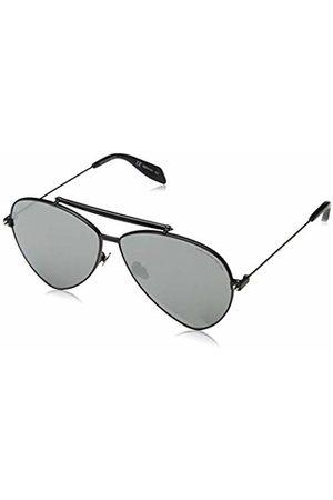Alexander McQueen Men's AM0058S 001 Sunglasses