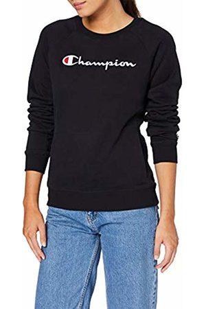 Champion Women's Classic Logo Sweatshirt Long Sleeve Top