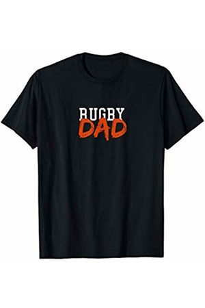 QFire RUGBY Dad Summer Winter Sports T-Shirt