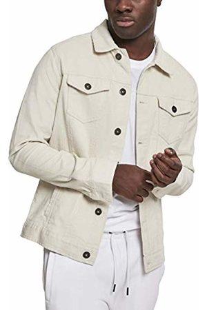 Urban classics Men's Corduroy Jacket (Offwhite 00555)