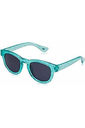 Skechers Boys' SE9001 Sunglasses, (Turquoise/Other/Smoke)
