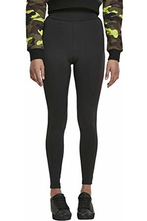 Urban classics Women's Ladies High Waist Leggings Sports Tights, ( 00007)