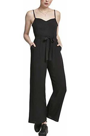 Urban classics Women Jumpsuits & Playsuits - Women's Ladies Spaghetti Jumpsuit 00007