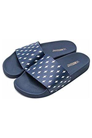 THE WHITE BRAND Unisex Kids' Mini Rayos Open Toe Sandals, Navy