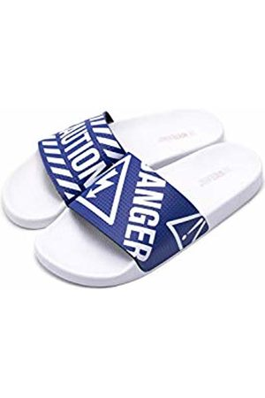 THE WHITE BRAND Men's Danger Open Toe Sandals